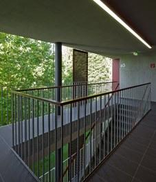 Housing Complex Sandgrubenweg Part2 - staircase