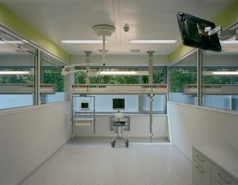 Intensive Care Unit Donauklinikum Tulln - intensive care