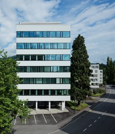Housing Complex Ulmerareal - office building