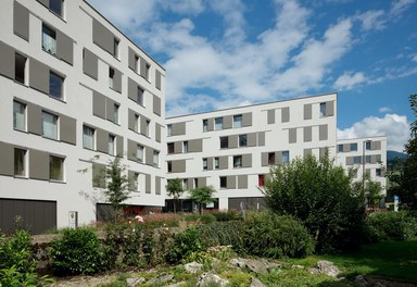 Housing Complex Ulmerareal - view from south