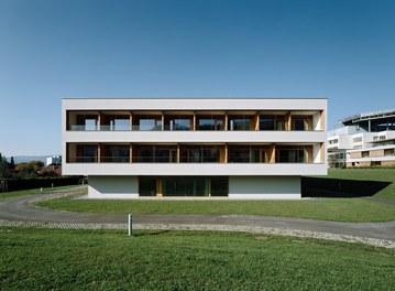 LKH Wolfsberg - Lympf Clinic - east facade