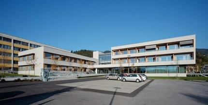 LKH Wolfsberg - Lympf Clinic - general view