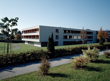 LKH Wolfsberg - Lympf Clinic - view from northeast