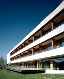 LKH Wolfsberg - Lympf Clinic - terrace