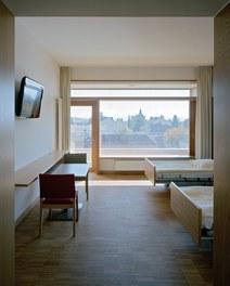 LKH Wolfsberg - Lympf Clinic - room