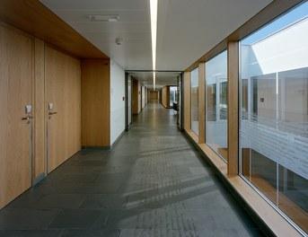 LKH Wolfsberg - Lympf Clinic - corridor