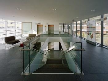 LKH Wolfsberg - Lympf Clinic - hall
