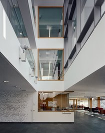 LKH Wolfsberg - Lympf Clinic - atrium