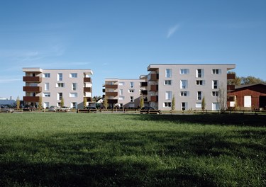Housing Complex Lauterachbach - general view