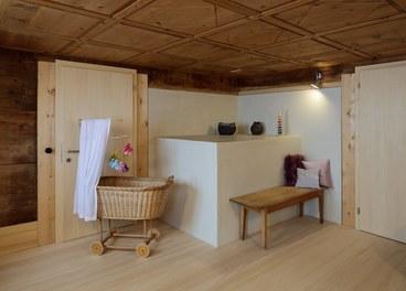 Residence Brugger - living room