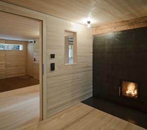 Residence Brugger - woodstove