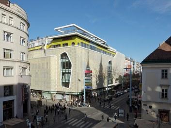 Shoppingcenter Gerngross - general view