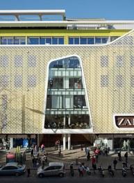 Shoppingcenter Gerngross - south facade