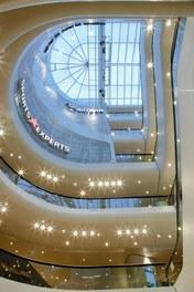 Shoppingcenter Gerngross - detail