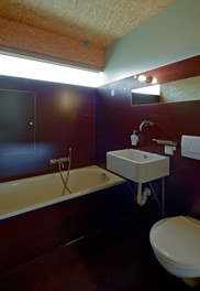 Boathouse - bathroom