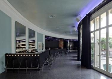 Volksgarten Disco | conversion - bar Säulenhalle