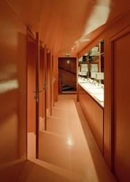 Volksgarten Disco | conversion - restroom