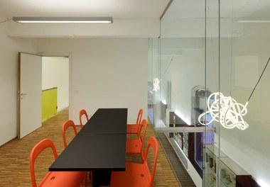 WUK Information Center - meeting space