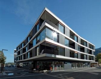 Housing and Business Location Am Garnmarkt - general view