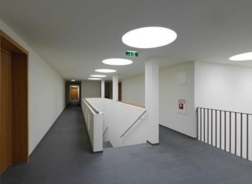 Housing and Business Location Am Garnmarkt - staircase