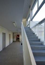 Fire Department Ybbsitz - staircase