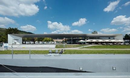 Schifffahrts – und Welterbezentrum Wachau - general view