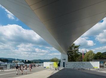 Schifffahrts – und Welterbezentrum Wachau - open air exhibition