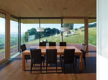 Residence S-F - living-dining room