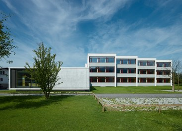 Primary School Wallenmahd - east facade