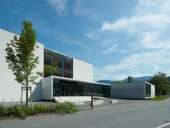 Primary School Wallenmahd - entrance