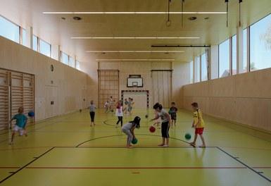 Primary School Wallenmahd - gymnasium