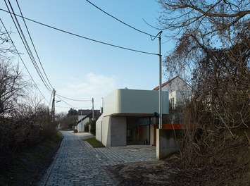 Presshaus Jöchl - urban-planning context