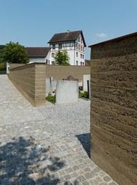 Cemetery Eschen - detail