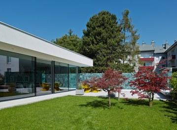 Residence L - east facade