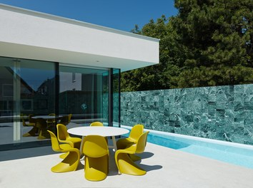Residence L - terrace and pool