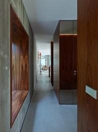 Residence L - corridor
