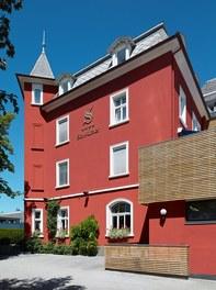 Hotel Schwärzler | conversion - old part