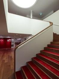 Hotel Schwärzler | conversion - staircase