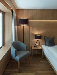 Hotel Schwärzler | conversion - detail of furniture