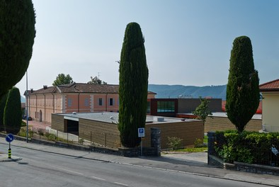 Agricultural College Mezzana - general view