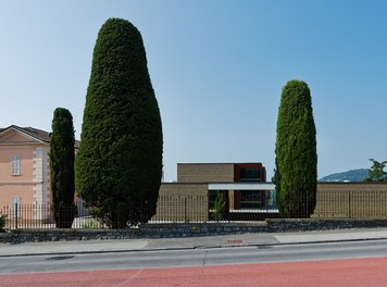 Agricultural College Mezzana - streetview