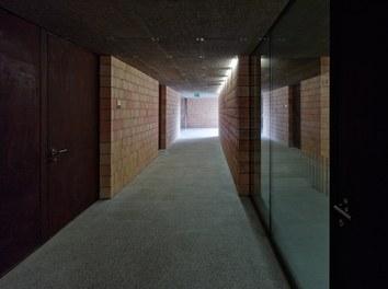 Agricultural College Mezzana - corridor