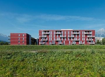 Housing Estate and Kindergarten Steinbockallee - general view