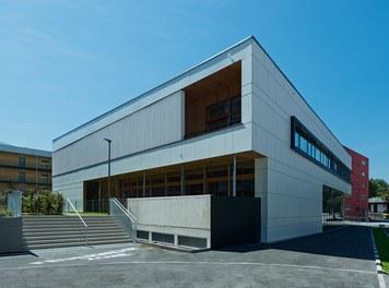 Housing Estate and Kindergarten Steinbockallee - kindergarten