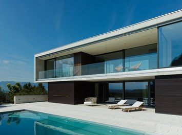 Residence W - pool and terrace