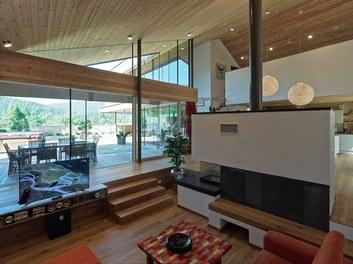 Residence S - living room