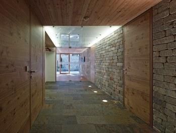 Residence S - corridor