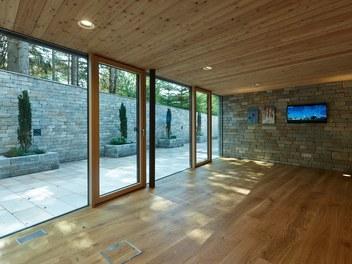 Residence S - multi-purpose room