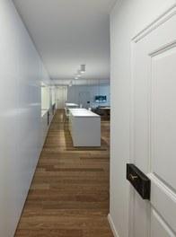 Apartment Kleblattgasse - view from entrance