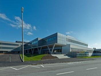 Bundesschulzentrum Ried - streetview